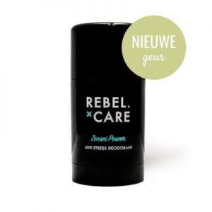 Deodorant Rebel Zensei Power XL – voor hem